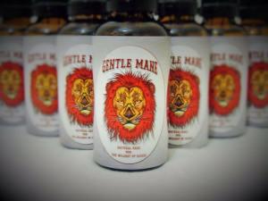 Gentle Mane Beard Care Beard Oil