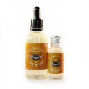 Sticky Toffee Beard Oil