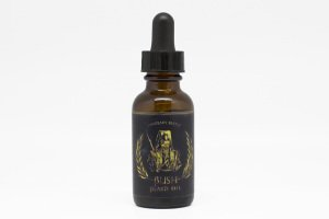 Janissary Blend Beard oil from Bush Beard Care Co