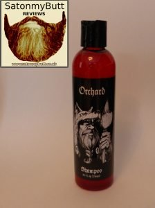 Mad Viking Beard Shampoo