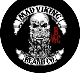 Mad Viking Beard Co Logo