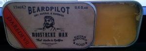 Beardpilot 'Daredevil' Moustache Wax