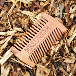 Mr Sunnah two sided beard comb
