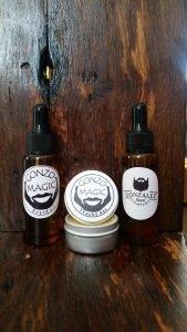 Gonzalez beard oil