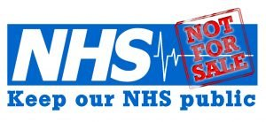 NHS privitisation