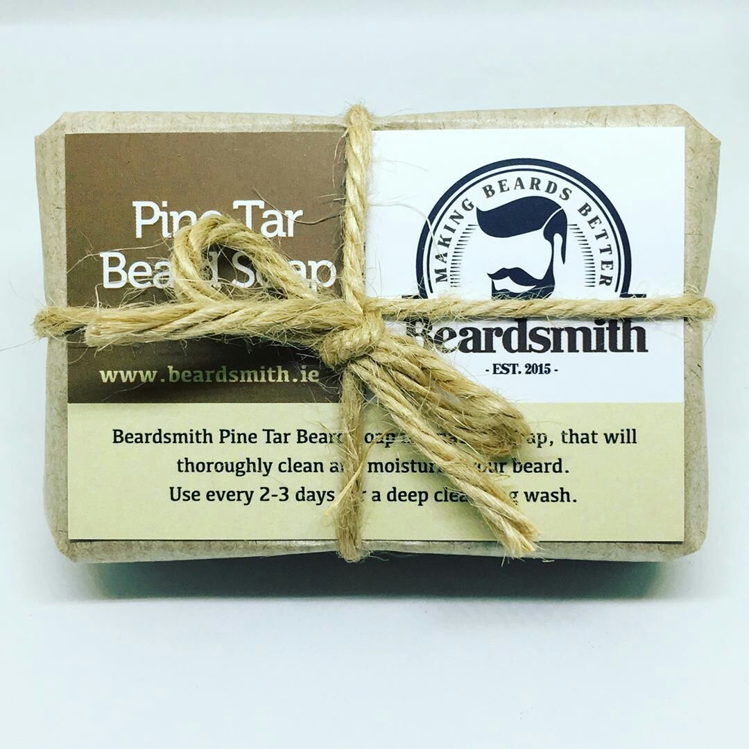 Review: Beardsmith Pine Tar Soap