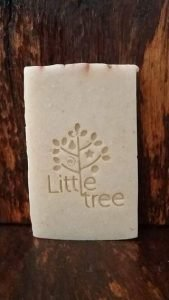 Little Tree 'Almond' Soap