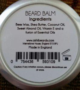 Akhi Beards Balm