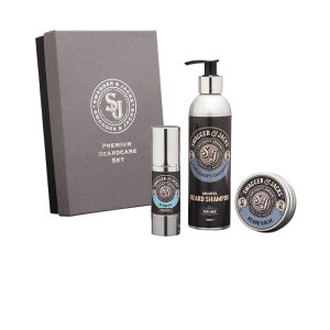 Swagger & Jacks premium beardcare gift box set