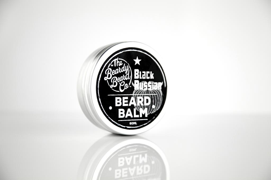 Review of The Beardy Beard Co Black Russian Beard Balm