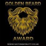 Golden Beard Award Black