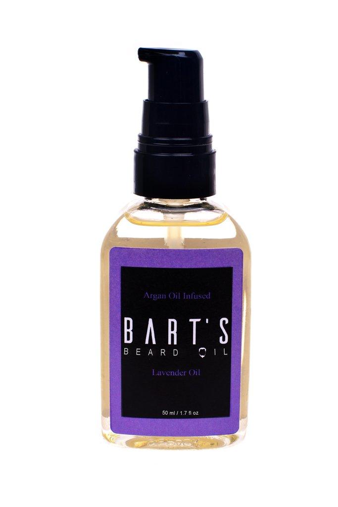 Review of Bart's Lavender Beard Oil