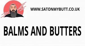 Beard Balms and Butters