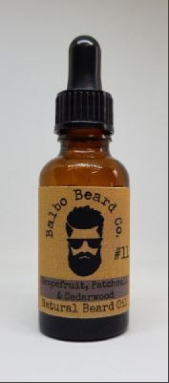 Review of the Balbo Beard Co #11 Beard Oil