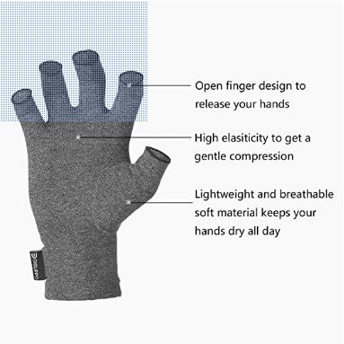 Review of the DISUPPO Compression Gloves