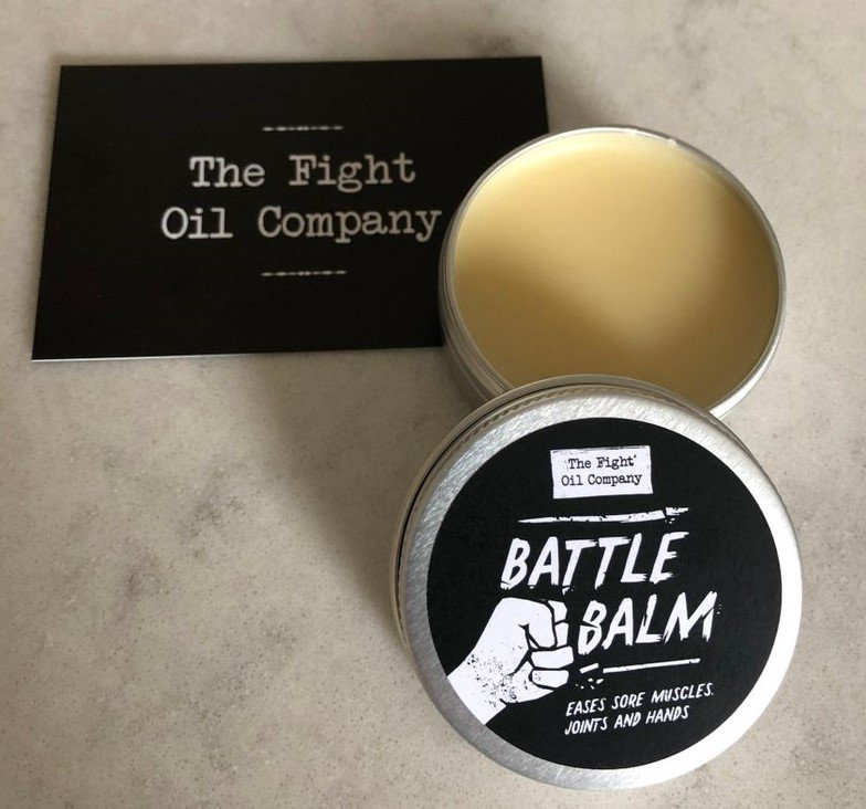 Review of The Fight Oil Company Battle Balm