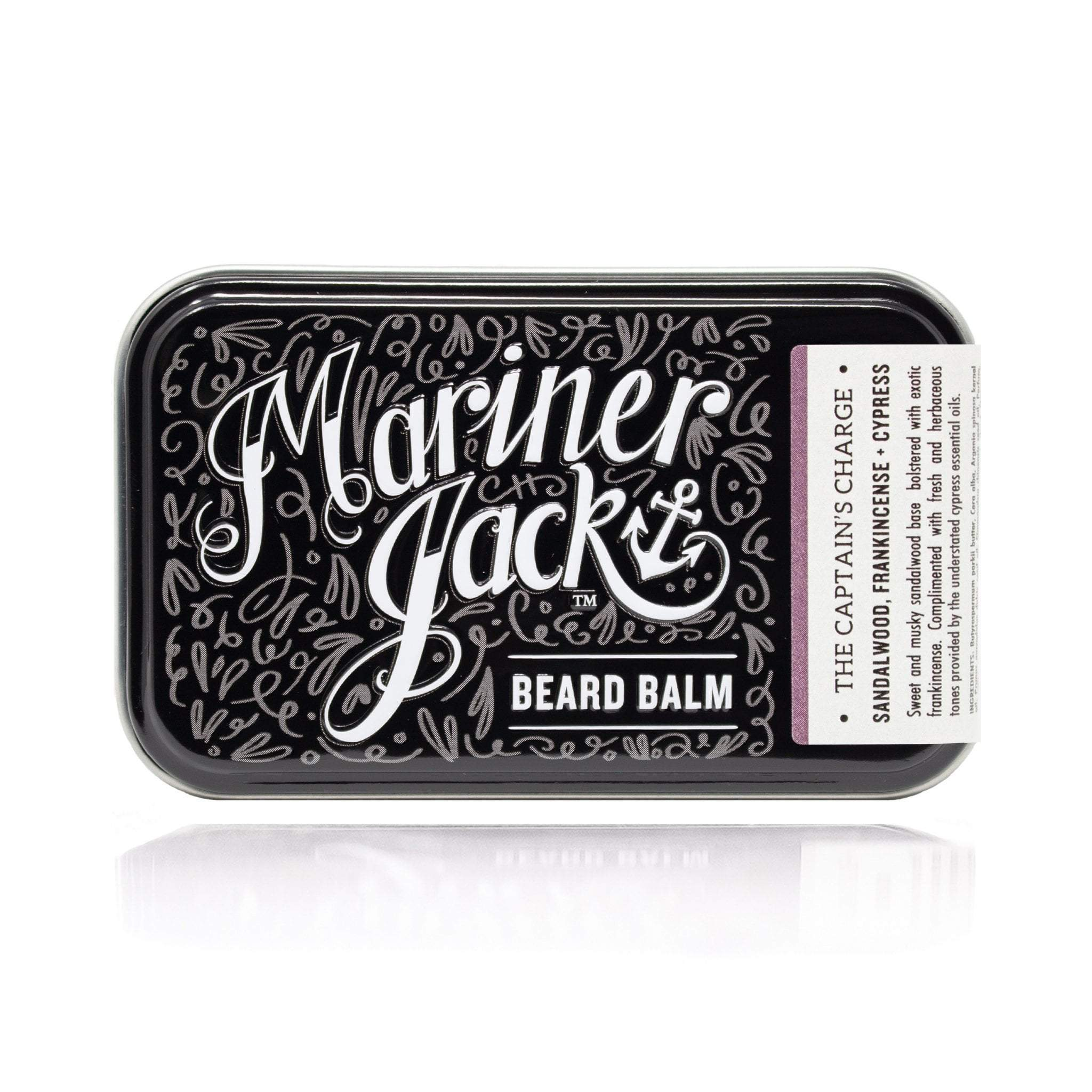 Review of the Mariner Jack The Captains Charge Beard Balm
