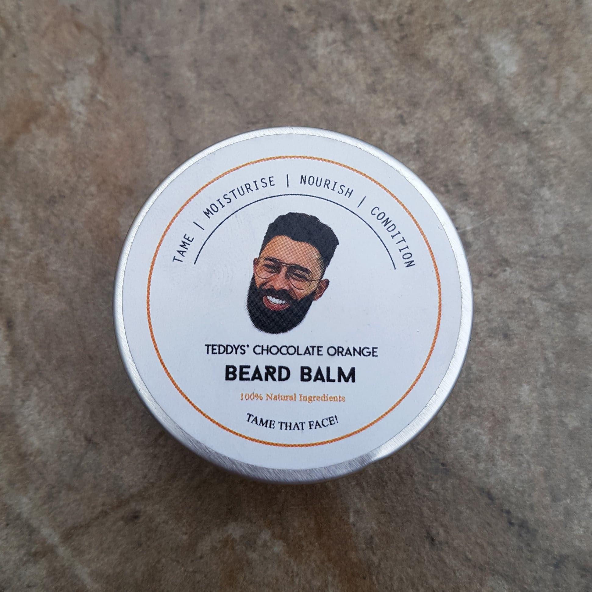 Review of the Teddy's Chocolate Orange Beard Balm