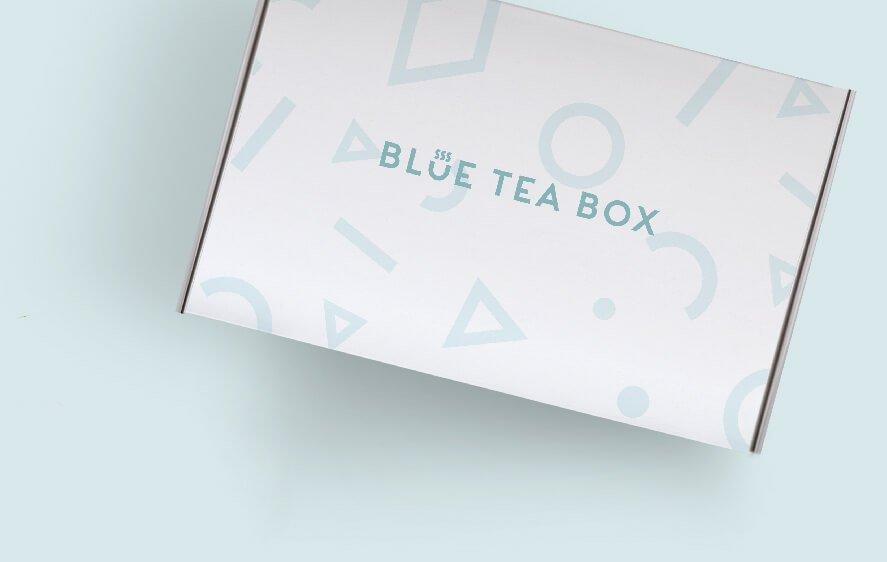 The Blue Tea Box