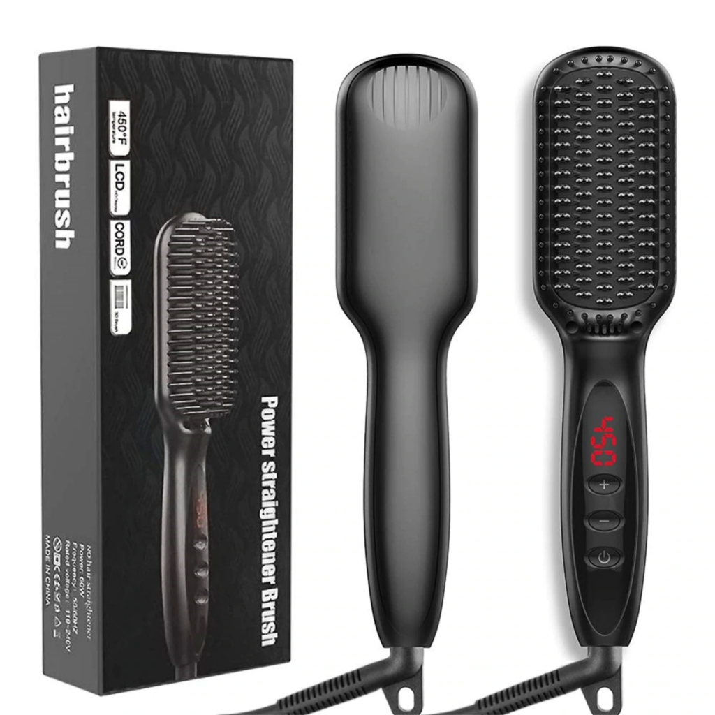 Review of the Welltop store 3in1 Straightener Brush