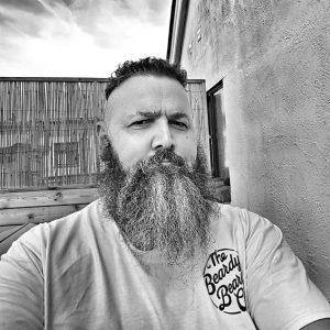 Zec with long beard