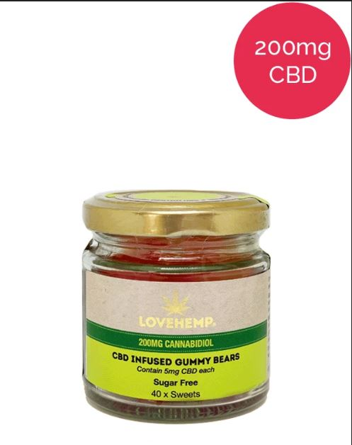 Review of the Love Hemp CBD Jelly Domes from For The Ageless