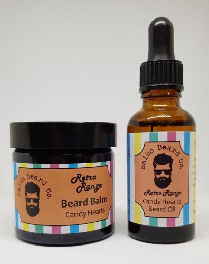 Balbo Beard Co Candy Hearts Beard Oil