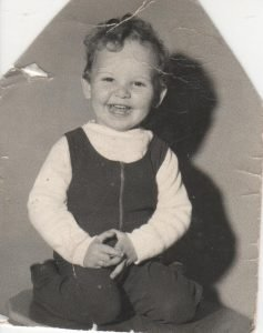 Me back when I was cute!