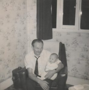 Me with granddad