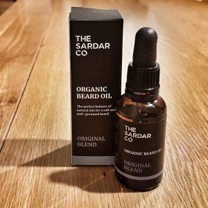 The Sardar Co Original Blend Beard Oil Review