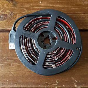 USB LED TV 2m Backlight Strip light Kit
