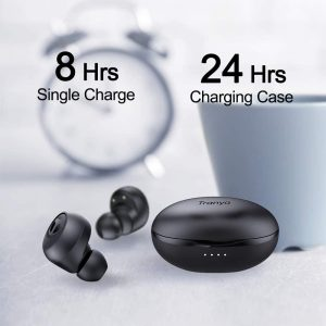TRANYA T10 Bluetooth 5.0 Wireless Earbuds